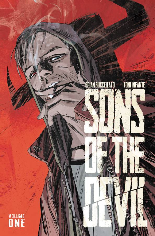 Sons of the Devil Vol. 1 (Infante Cover)