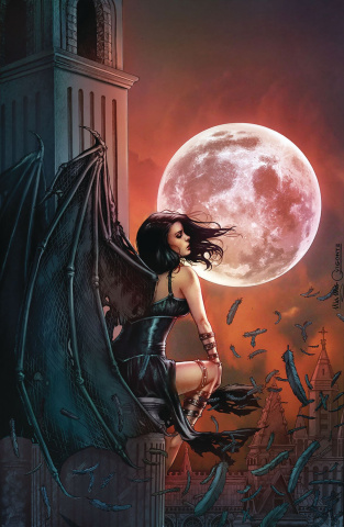 The Watcher #3 (Vigonte Cover)