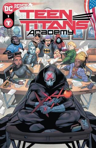 Teen Titans Academy #1 (Rafa Sandoval Cover)