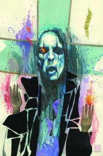 Alice Cooper #2 (Rare Mack Virgin Art Cover)
