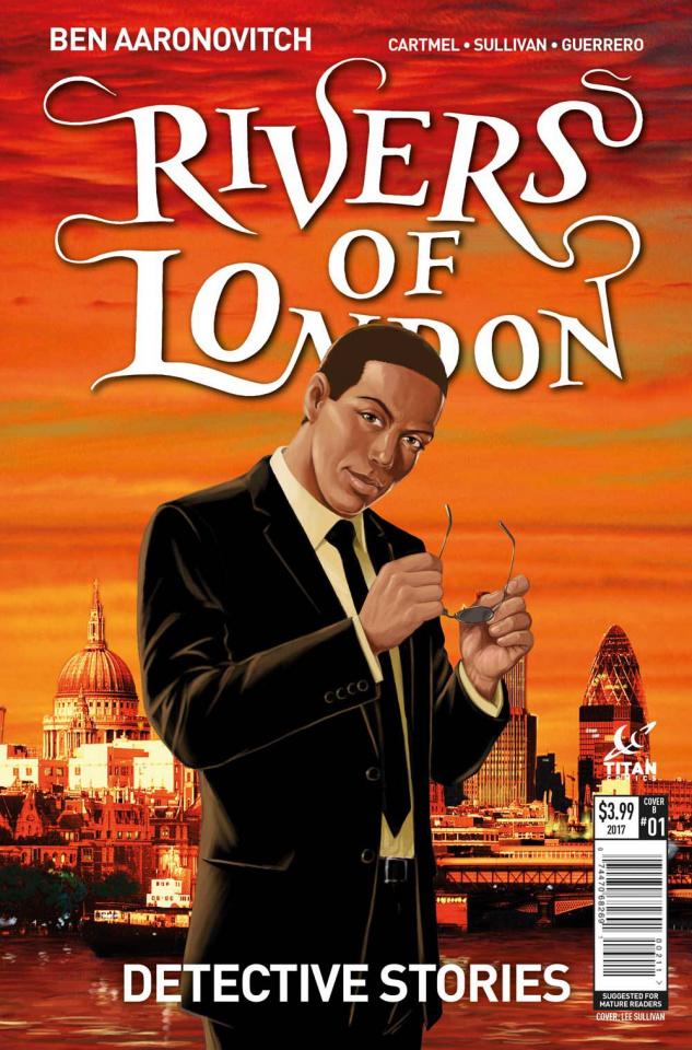 Rivers of London: Detective Stories #1 (Sullivan Cover)