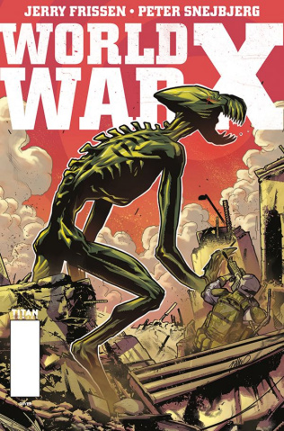 World War X #1 (Di Meo Cover)