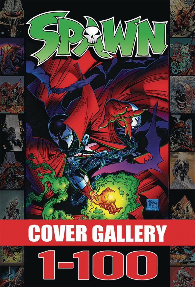 Spawn: Cover Gallery Vol. 1