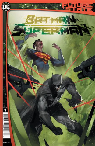 Future State: Batman / Superman #1 (Ben Oliver Cover)