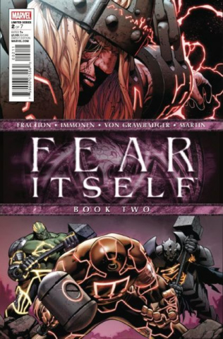 Fear Itself #2: Fear