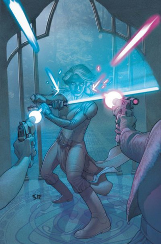 Star Wars: Jedi - The Dark Side #2
