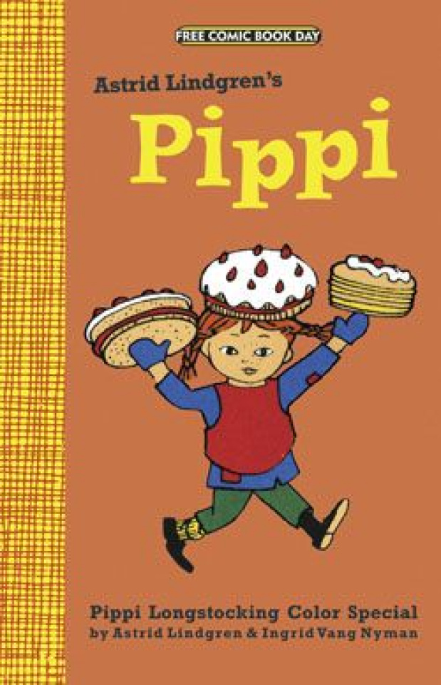 Pippi Longstocking Color Special