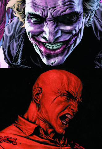Absolute Joker / Luthor