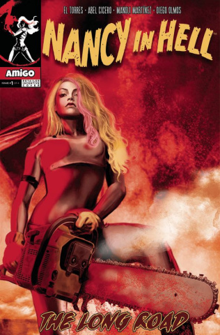 Nancy in Hell #1 (10 Copy Cover)