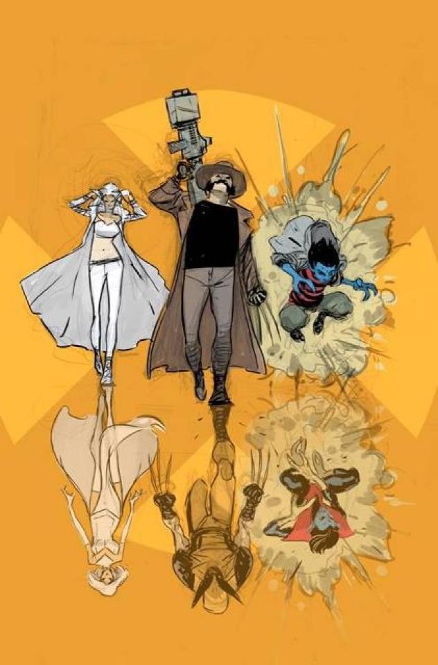 X-Treme X-Men #1 (2nd Printing)
