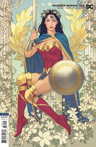 Wonder Woman #764 (Joshua Middleton Card Stock Cover)