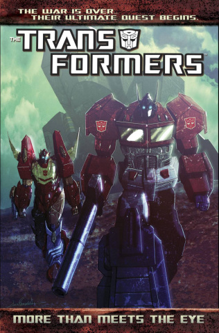The Transformers: More Than Meets the Eye Vol. 1