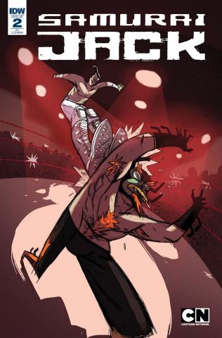 Samurai Jack: Quantum Jack #2 (10 Copy Cover)