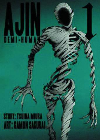 Ajin Vol. 1: Demi-Human