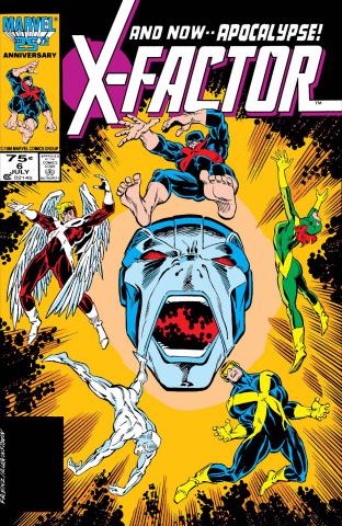 X-Men: Apocalypse #1 (True Believers)