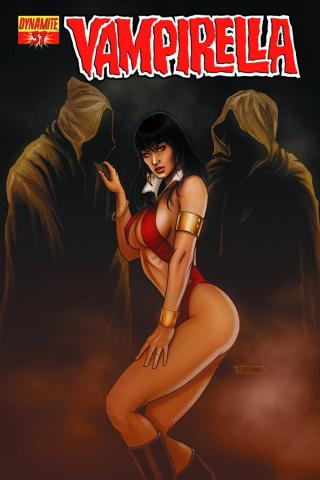 Vampirella #37 (Neves Cover)