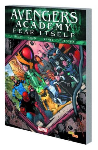 Avengers Academy : Fear Itself