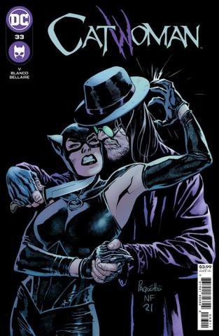Catwoman #33 (Yanick Paquette Cover)