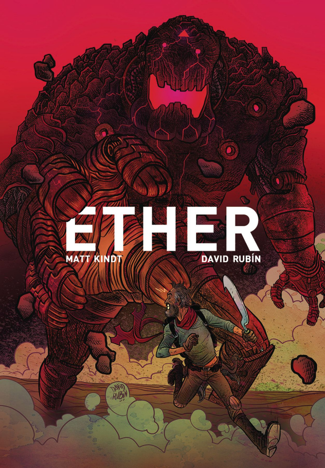 Ether: The Copper Golems #4