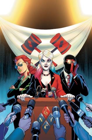 Harley Quinn #29