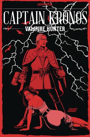 Captain Kronos #3 (Gulacy Cover)