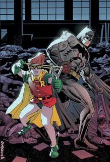 Dark Knight III: The Master Race #1 (Janson Cover)