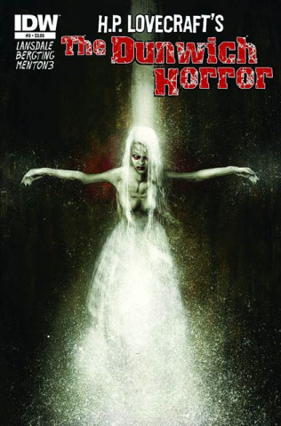 H.P. Lovecraft's The Dunwich Horror #3