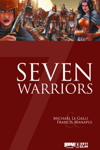 7 Warriors #1