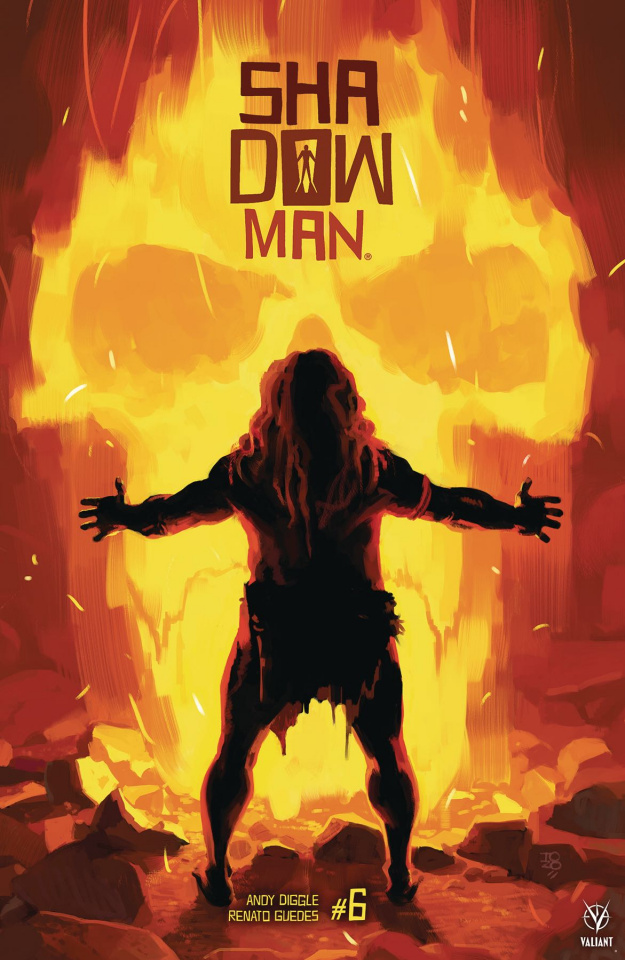Shadowman #6 (Zonjic Cover)