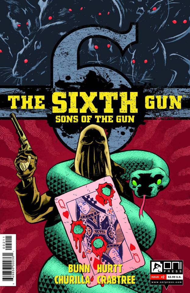 The Sixth Gun: Sons of the Gun #2