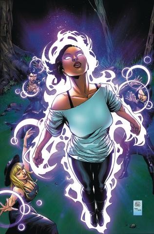 Robyn Hood: The Curse #1 (Spay Cover)