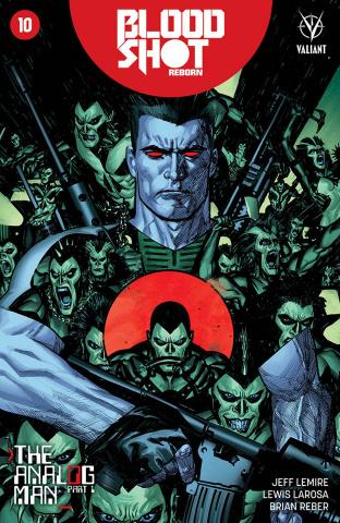Bloodshot: Reborn #10 (Sook Cover)