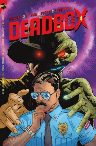 Deadbox #4 (Tiesma Cover)