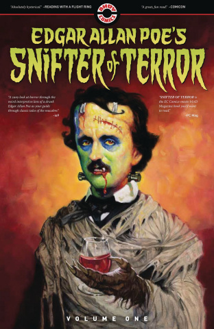 Edgar Allan Poe's Snifter of Terror Vol. 1