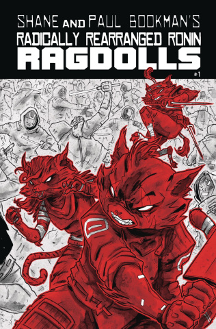 Radically Rearranged Ronin Ragdolls (Bishop Cover)