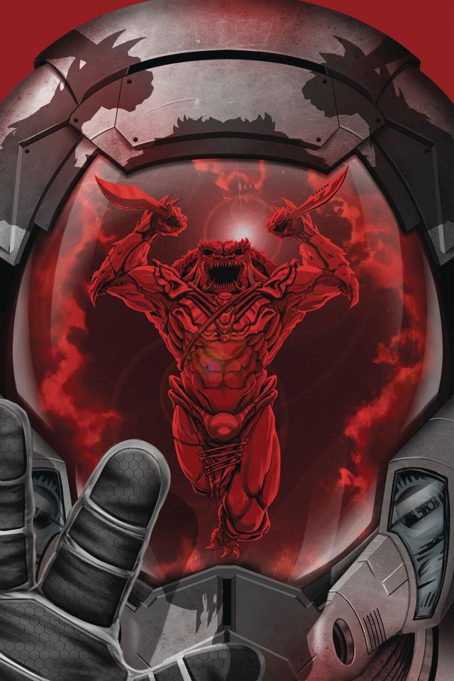Red Dog #3 (Velez Cover)