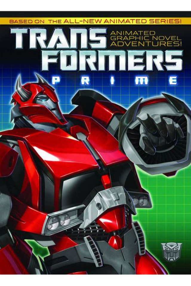 Transformers Prime Vol. 2