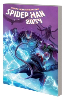 Spider-Man 2099 Vol. 5: Civil War II