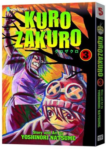 Kurozakuro Vol. 3