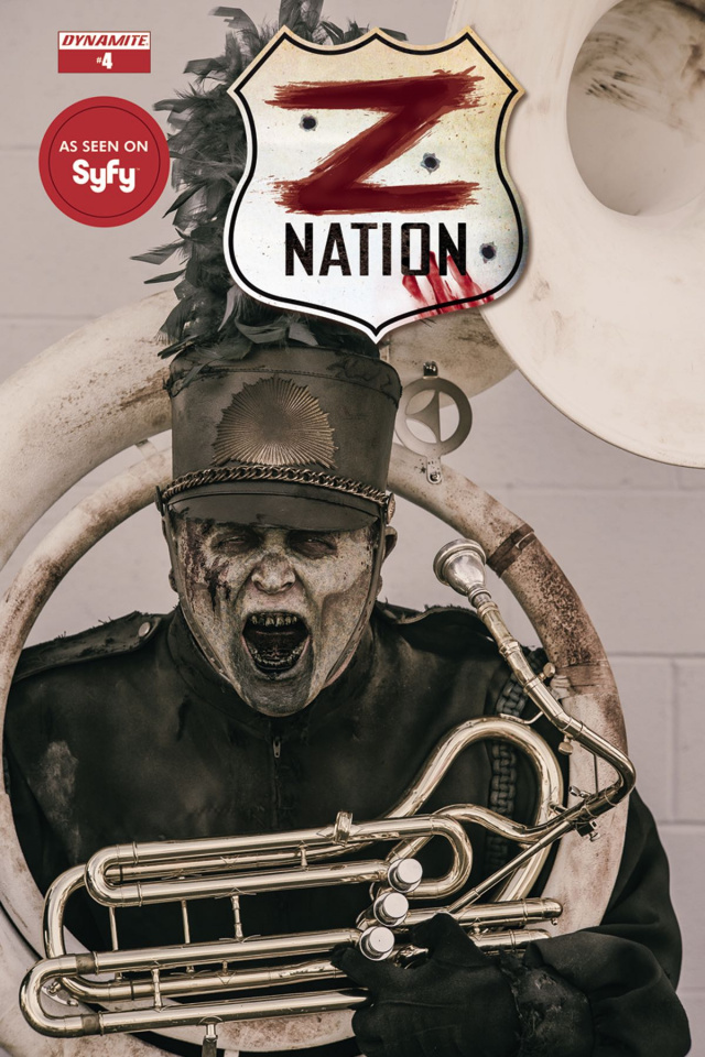 Z Nation #4 (Photo Cover)