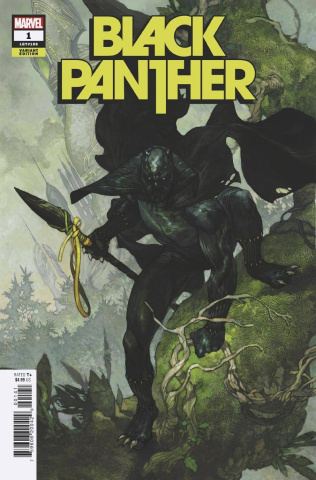 Black Panther #1 (Bianchi Cover)