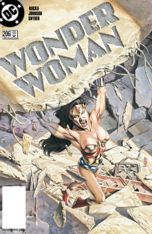 Wonder Woman #206 (Dollar Comics)