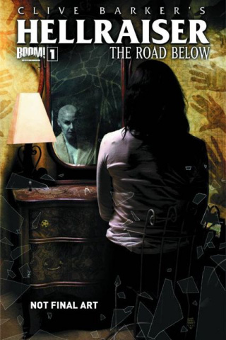Hellraiser: The Road Below #1