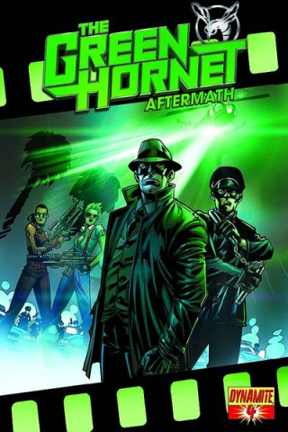 The Green Hornet: Aftermath #4