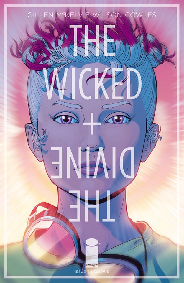 The Wicked + The Divine #44 (McKelvie & Wilson Cover)