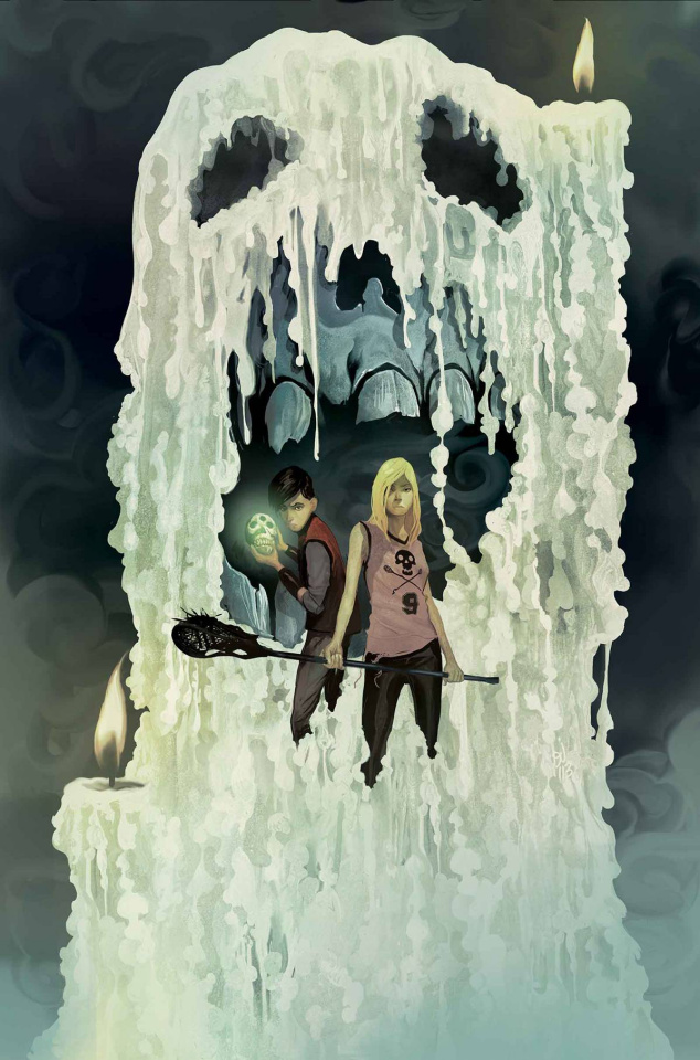 Disney Kingdoms: Seekers of the Weird #4