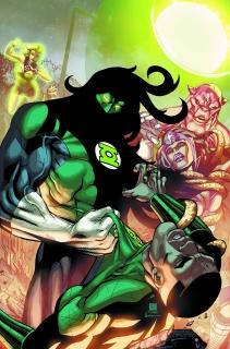 Green Lantern Corps #30