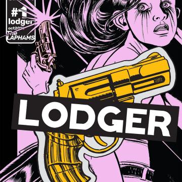 Lodger #1 (Lapham Cover)