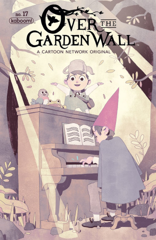 Over the Garden Wall #17 (Subscription Smart Cover)