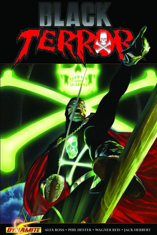 Project Superpowers: Black Terror Vol. 3: Inhuman Remain